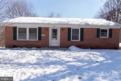 Single Family for sale in 1024 VALLEYBROOK DRIVE, Hagerstown, MD, 21742