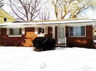 Residential Property for sale in 235 moton, Saginaw, MI, 48601