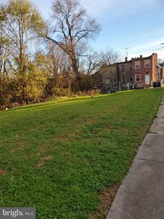 Lots And Land for sale in ASHBURTON STREET, Baltimore City, MD, 21216