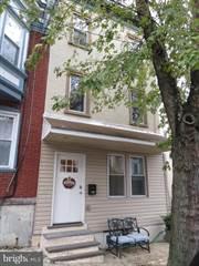 Townhouse for sale in 123 JAMESTOWN STREET, Philadelphia, PA, 19127
