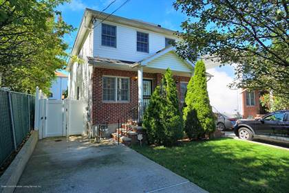 Residential Property for sale in 382 Bradley Avenue, Staten Island, NY, 10314
