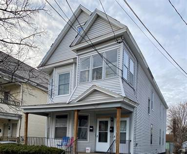 Multifamily for sale in 109-111 ELM ST, Schenectady, NY, 12304
