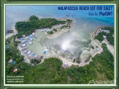 Lots And Land for sale in Malapascua Island Beach Lot for Sale at a Price hard to refuse - Php15M of Daan Bantayan Cebu, Daan Bantayan, Cebu