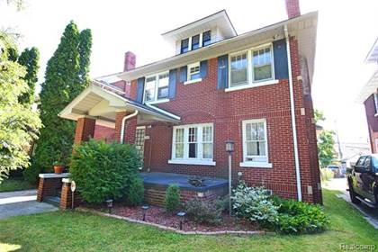 Residential Property for sale in 2507 EDISON Street, Detroit, MI, 48206