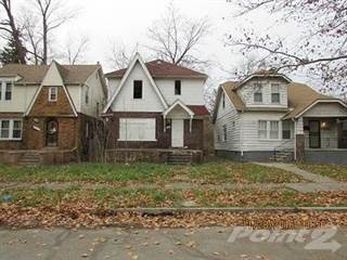 Residential Property for sale in 14281 Cloverlawn, Detroit, MI, 48238