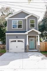 Single Family for sale in 4523 Pleasure Avenue, Virginia Beach, VA, 23455