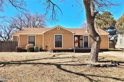 Residential Property for sale in 1834 Jackson Street, Abilene, TX, 79602