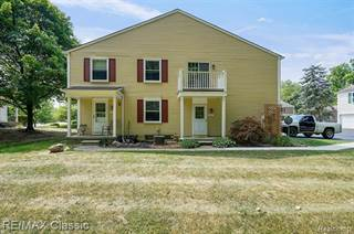 Condo for sale in 1407 MARINER Drive, Walled Lake, MI, 48390