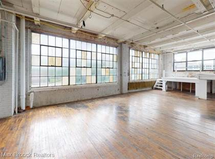 Residential Property for rent in 2000 BROOKLYN - UNIT 201 Street 201, Detroit, MI, 48226