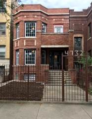 Multi-Family for sale in 4732 West JACKSON Boulevard, Chicago, IL, 60644