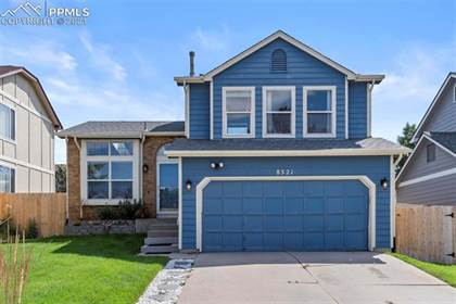 Residential Property for sale in 8321 Dolly Madison Drive, Colorado Springs, CO, 80920