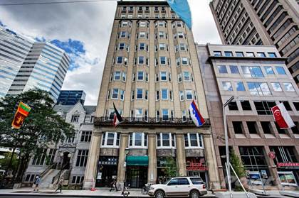 Commercial for sale in 900 Rue Sherbrooke O., local 101A, Montreal, Quebec