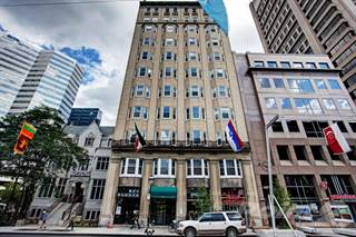 Apartment for sale in 900 Rue Sherbrooke O., #101-102, Montreal, Quebec