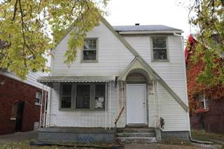 Single Family for rent in 15716 INDIANA Street, Detroit, MI, 48238