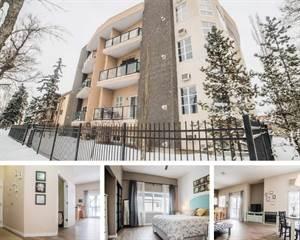 Condo for sale in 10905 109 ST NW, Edmonton, Alberta, T5H3C2