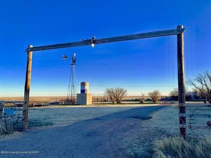Lots And Land en venta en 2470 CR C, Vega, TX, 79092