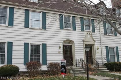 Residential Property for rent in 377 Rivard Boulevard, Grosse Pointe, MI, 48230