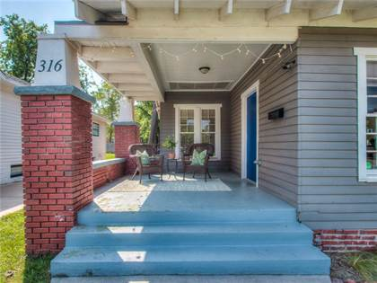 Residential Property for rent in 316 NE 16th Street, Oklahoma City, OK, 73104