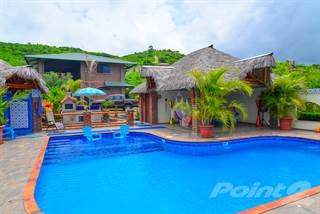 Residential Property for sale in Incredible Ocean View B&B in Pt Lopez Cod: PL-VBV, Puerto López, Manabí