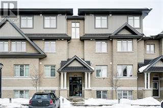 Single Family for rent in 33 TADLEY PRIVATE UNIT A, Ottawa, Ontario, K2J2T3