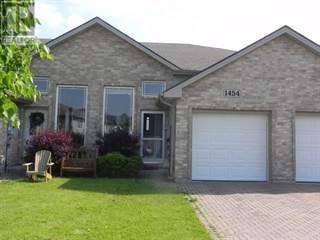Single Family for rent in 1454 SAGEBRUSH, Windsor, Ontario