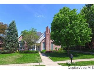 Single Family for sale in 1404  Woods Farm Lane, Springfield, IL, 62704