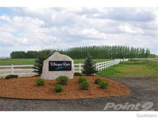 Other Real Estate for sale in Lot #6 Whisper RIVER, Warman, Saskatchewan