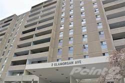 Condominium for sale in 2 Glamorgan Ave # 212, Toronto, Ontario, M1P2M8