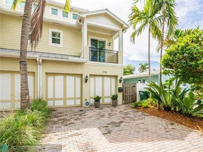 Residential Property for sale in 116 NE 16th Ter 116, Fort Lauderdale, FL, 33301