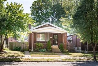 Single Family for sale in 5128 Eichelberger, Saint Louis, MO, 63109