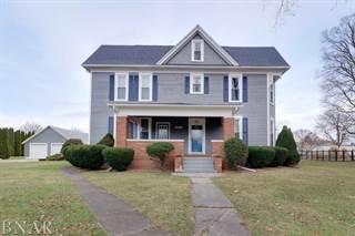Single Family for sale in 512 S Minier Ave, Minier, IL, 61759