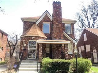 Multi-family Home for sale in 14544 ASBURY Park, Detroit, MI, 48227