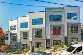 Townhouse for sale in 7437 Latona Ave NE, Seattle, WA, 98115
