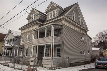 Multifamily for sale in 48  Broad St, Amsterdam, NY, 12010