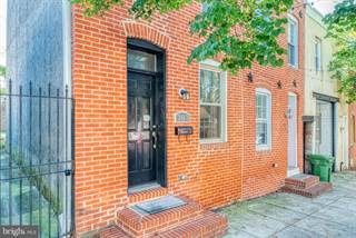 Townhouse for rent in 303 S WASHINGTON STREET, Baltimore City, MD, 21231