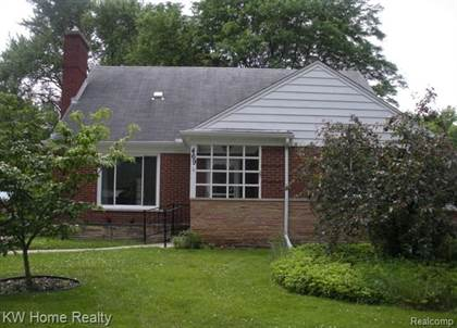 Residential Property for rent in 469 BOURNEMOUTH Circle, Grosse Pointe Farms, MI, 48236
