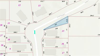 Lots And Land for sale in 0 Cottage Ct, Diberville, MS, 39540
