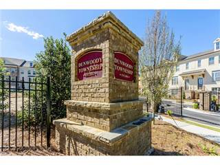 Townhouse For Sale In 4010 Dunwoody Trace 1 Sandy Springs Ga 30328