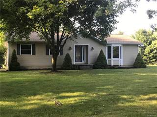 Single Family for rent in 3960 W COON LAKE Road, Marion, MI, 48843