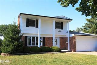 Single Family for sale in 12955 Picadilly, Sterling Heights, MI, 48312