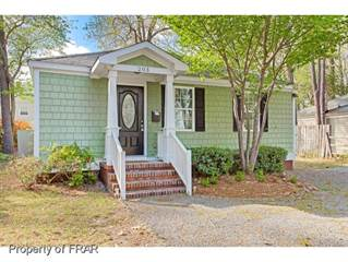 Single Family for sale in 203 WOODROW DRIVE, Fayetteville, NC, 28303