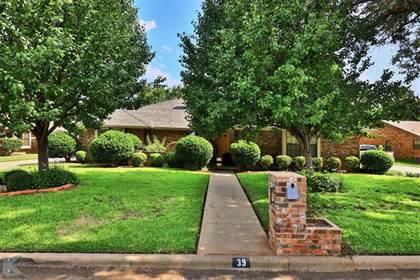 Residential Property for sale in 39 Augusta Drive, Abilene, TX, 79606