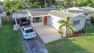 Single Family for sale in 6611 Allen St, Hollywood, FL, 33024