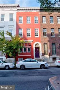 Multifamily for sale in 1402 MCCULLOH ST, Baltimore City, MD, 21217