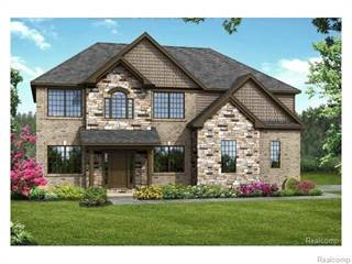 Single Family for sale in Lot #42 Southshore Drive, Oxford, MI, 48371