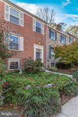 Townhouse for sale in 10759 BRIDLEREIN TERRACE, Columbia, MD, 21044