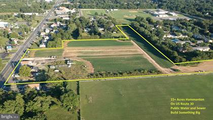 Farm And Agriculture for sale in 276 N WHITE HORSE PIKE, Hammonton, NJ, 08037