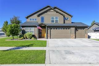 Single Family for sale in 4285 S Tindaris , Meridian, ID, 83642
