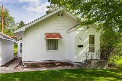 Residential Property for sale in 629 Burlington AVENUE, Billings, MT, 59101