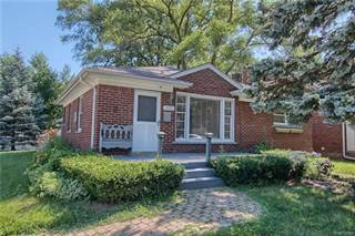 Single Family for sale in 20201 WOODMONT Street, Harper Woods, MI, 48225